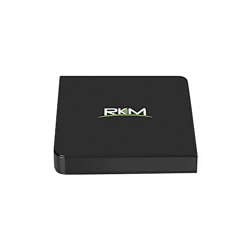 rikomagic MK06 (8 GB) - Mini PC Ultra HD 4K mit Android 5.1, CPU Quad Core Amlogic S905, GPU Penta Core Mali 450, 1 GB RAM DDR3, Wi-Fi, Gigabit Ethernet, Bluetooth, Kodi (XBMC) Media Player