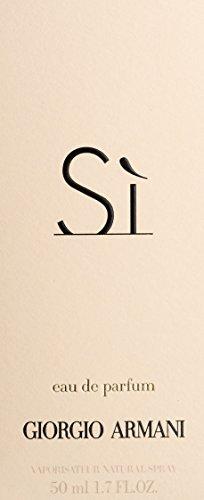 Giorgio Armani SI Eau De Parfum Spray 50ml (1.7 Fl.Oz) EDP Perfume