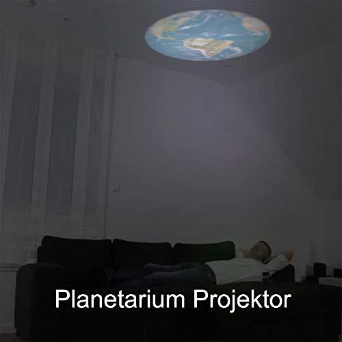 DreamMe ORBIT Einschlafhilfe Licht Metronom – schneller einschlafen – Handy wird zum Smartphone Projektor - 7