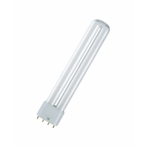 Osram Dulux L Lampadina a risparmio energetico 24 W 840, Colore Bianco freddo, compact fluorescent light (cfl), 2g11, tubolare