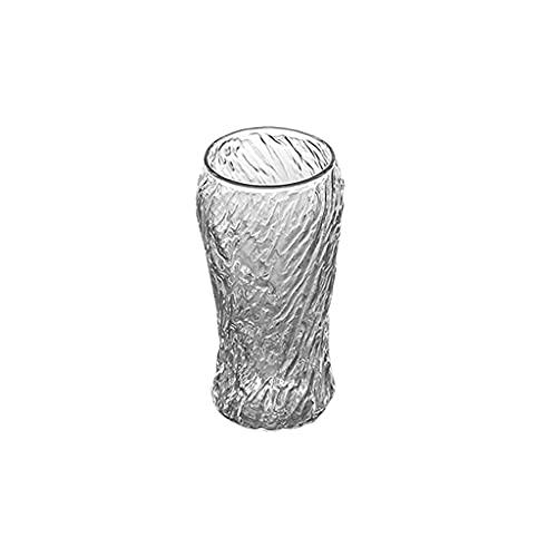 TEETLE Tazas de Cerveza de Gran Capacidad for congelador, Vidrio de Cerveza de Barril, Vidrio de Vidrio, Traje for Agua Caliente y fría Microondas Horno Lavavajillas