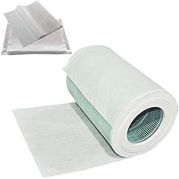 Louu 10PCS reemplazo HEPA Cubierta de Polvo de Aire purificador de Aire de Algodón para Xiaomi 2/1/aire Acondicionado Filtro de Algodón Universal: Amazon.es: Hogar
