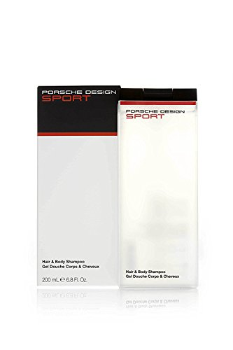 Porsche Design homme/men, Duschgel 200 ml, 1er Pack (1 x 0.156 kg)