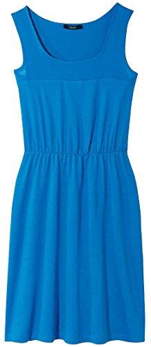 Esmara® Damen Sommerkleid (Mittelblau, S - 36/38)