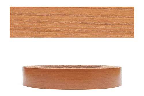 Mprofi MT® (5m rollo) Cantoneras laminadas melamina para rebordes con Greve Cerezo 22 mm