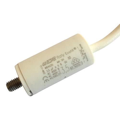 Motorkondensator für Rollladen Bubendorff 3,5 μF