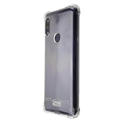 caseroxx TPU-Hülle für Gigaset GS190, Handy Hülle Tasche (TPU-Hülle in transparent)