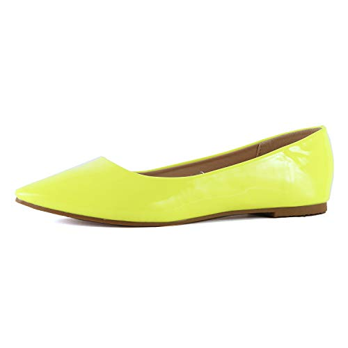 Top 10 best selling list for neon flat shoes