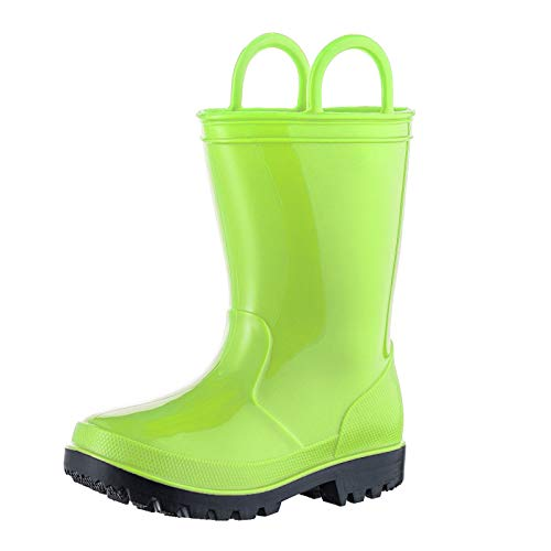 (50% OFF) Kids Rain Boots $12.99 Deal