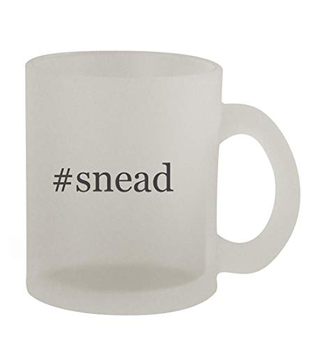#snead - 10oz Hashtag Frosted Coffee Mug Cup, Frosted