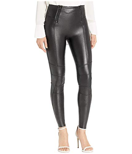Spanx 20249R Leggings, Very Black, L Donna