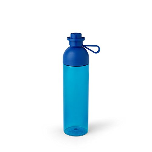 LEGO Large 25oz Hydration Bottle, Bright Blue