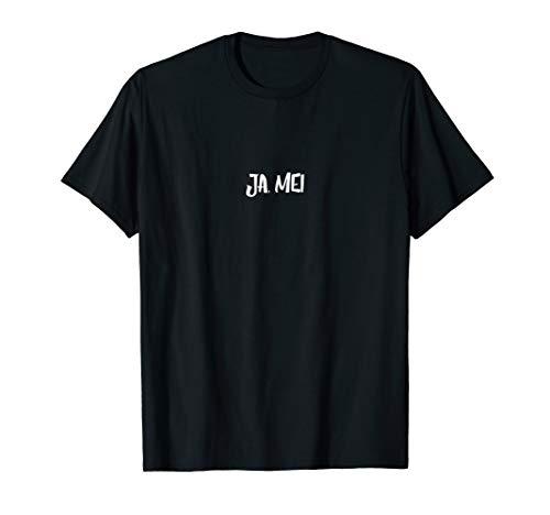 Bayrische boarische Sprüche Dialekt Minga bayerische ja Mei T-Shirt