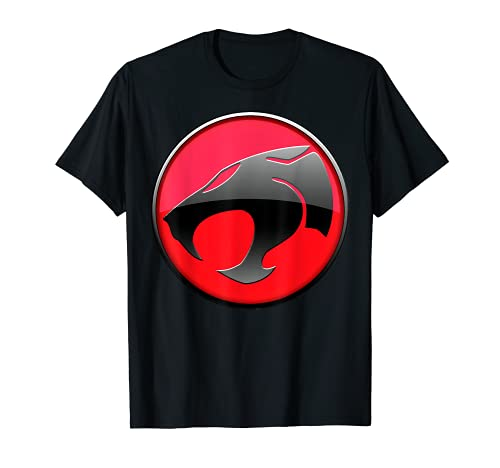 Thundercats Big Red Logo T-shirt in 10 Colors for Men and Women, S to 3XL