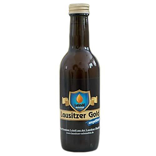 Lausitzer Gold - das beste Leinöl, dass wir bei LinoPura haben!: kaltgepresst, ungefiltert, naturbelassen, viel Omega 3, 250ml