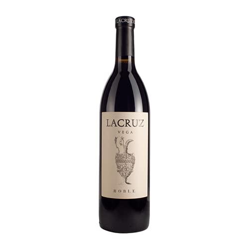 Vino Lacruz Vega Roble 750ml (6)