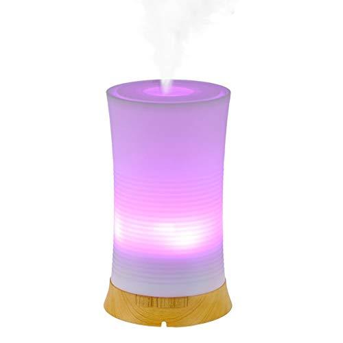 MERICAL USB LED ad ultrasuoni Funghi Forma umidificatore Essenziale Aroma diffusore dell\'olio Atomi