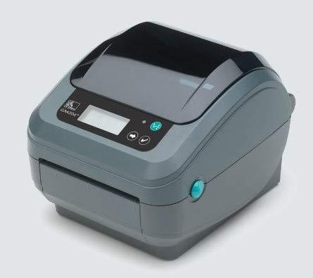 Zebra GX420d imprimante pour étiquettes Thermique directe 203 x 203 DPI - Imprimantes pour étiquettes (Thermique directe, 203 x 203 DPI, 127 mm/Sec, 10,8 cm, LCD, avec Fil)
