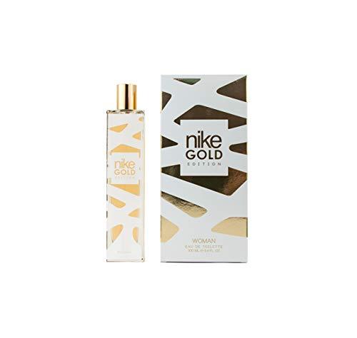Nike - Gold Edition para Mujer, Eau de Toilette, 100 ml