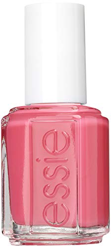 Essie Nagellack für farbintensive Fingernägel, Nr. 73 cute as a button, Koralle, 13.5 ml