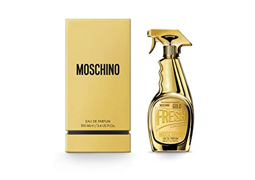 Moschino Moschino Gold Fresh Couture for Women Spray, 3.4 Ounce