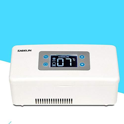 Mini Portable Kühlschrank • Kühler • 12 Liter • 12 / 24V / 220V • Haus Auto • Schalldämpfer • Energieeffizienz •