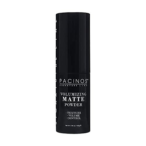 Pacinos Matte Texturizing Hair Powder - Volumizing Powder Adds...