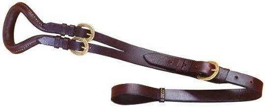 Tough-1 Leather Mule Crupper - Brown