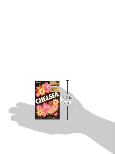 明治チェルシーバタースカッチ10粒×10個