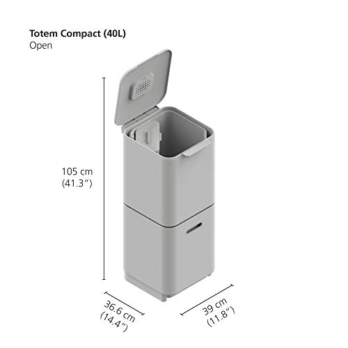 JosephJoseph(ジョセフジョセフ)『トーテム分別・ゴミ箱』