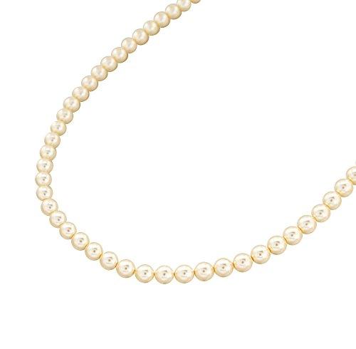 Bijoux pour tous Collar Perlas Mujer Latón Plateado - 15683