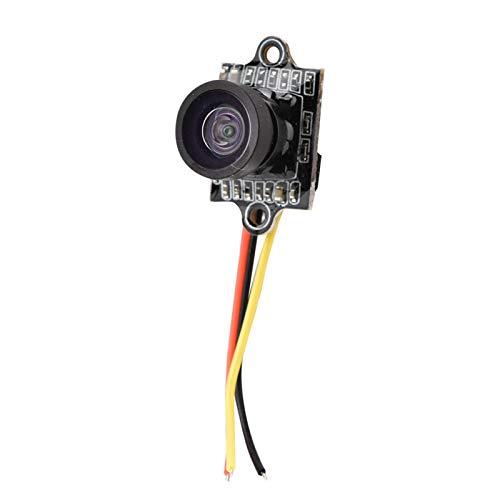 SALUTUYA Excelente Estabilidad con 600 líneas de TV de definición Cámara Negra de Audio de bajo Consumo de bajo Consumo diseñada para Emax Tinyhawk