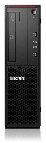 Lenovo ThinkStation P320 PC - (Black) (Intel i5-7500 Processor, 8 GB RAM, 1TB HDD, Integrated Intel HD 630 Graphics, Windows 10 Pro)
