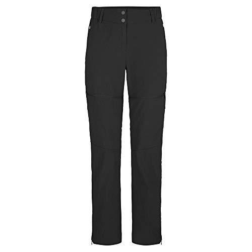 Salewa TALVENA 2 DST W 2/1 Pantalon Femme, Black Out, FR : S (Taille Fabricant : 42/36)