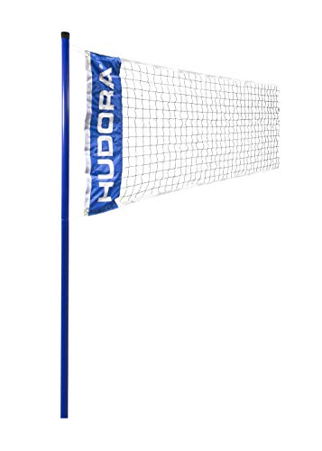 HUDORA Volleyball-Netz/Badminton-Netz - inkl. Tragetasche - 76535