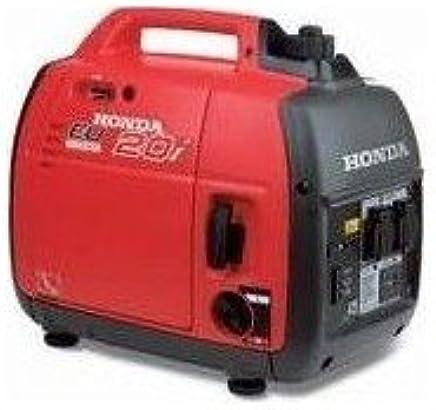 Generador Honda, 2000 W, gasolina sin plomo, Holly Stabielo, Holly Sunshade