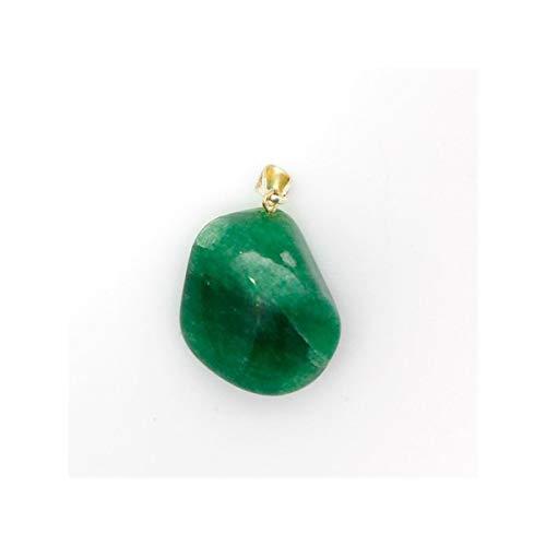 Mineral Import - Colgante Rodado de Cuarzo Verde - 3491VC