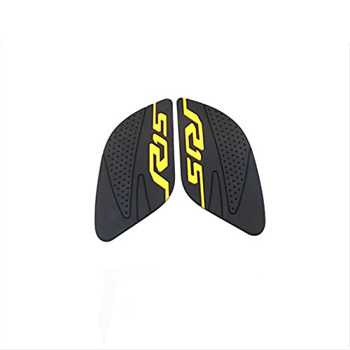 XIAO-XIN 1 Pair Protector Anti slip Tank Pad Sticker Gas Knee Grip Traction Side Fit For Yamaha YZF R3 R25 R15 YZFR3 YZFR25 YZFR15 (Color : 4)