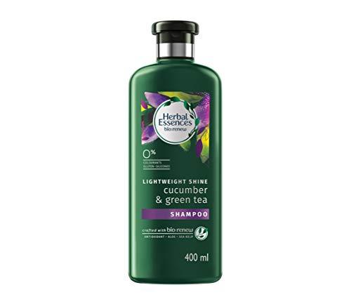 Herbal Essences Concombre et thé vert Brillance Shampooing, 400 ml