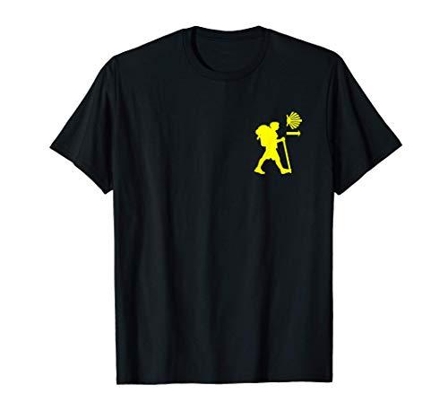 Regalo Camino de Santiago de Compostela España Pilgrim Camiseta