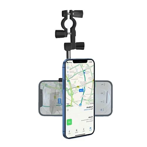 Autotelefonhalter KFZ Handy Halterung Auto 360 Grad drehbarer Handyhalterung Auto-Rückspiegel Telefonhalter Rückspiegel Halterung Auto Vent Halterung Handyhalterung...