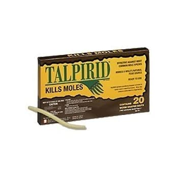 Amazon Com Talpirid Best Mole Killer Ever 20 Worm Baits To