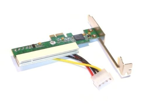 PCI-E Express 1 X to PCI 32Bit Adapter Crypto Mining Card