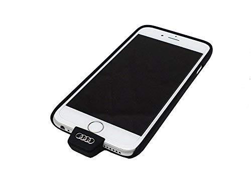Audi 8W0051435 Induktive Ladehülle für Apple iPhone 6/6s