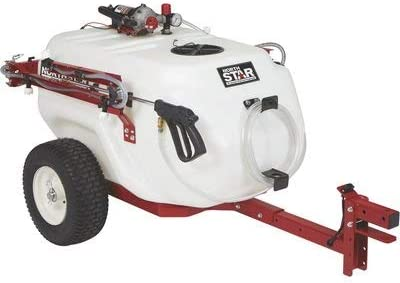 NorthStar Tow-Behind Trailer Boom Phoenix Mall Broadcast Sprayer Spot - and 35% OFF 6