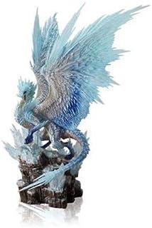e-capcom Monster Hunter World: Iceborne Limited Bonus Velkhana Figure [Japan Import]