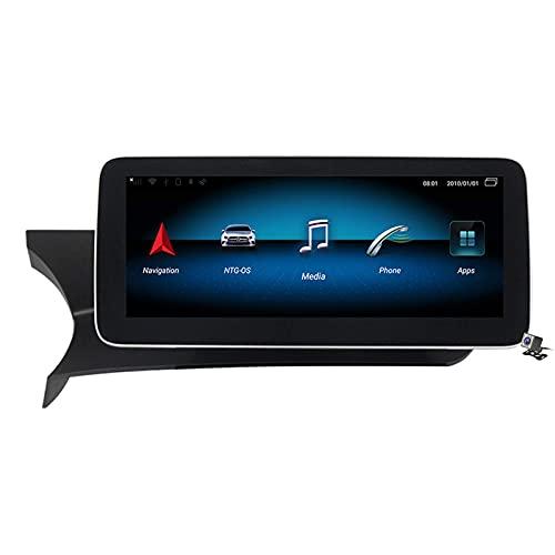 Android 10.25/12.5'Full Touch Screen Autoradio GPS per Mercedes Benz Classe C W204 2011-2014 Integrato Carplay Supporto Android Auto Navigazione/CD Dvd DSP Multimedia/BT SWC