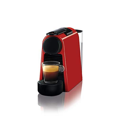 ネスプレッソ コーヒーメーカー エッセンサ ミニ ルビーレッド D30RE-CP
