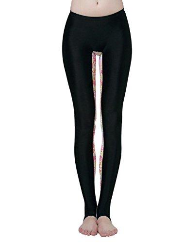 WGE dames zwembroek leggings broek wetsuit broek