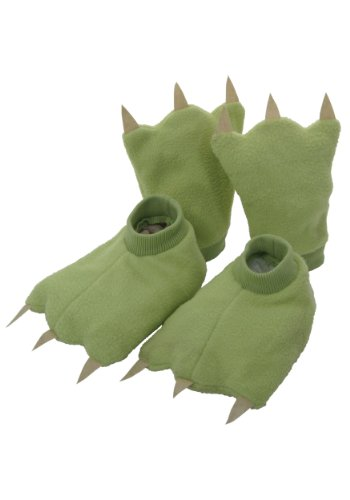 Fun Costumes Kids Dinosaur Hands and Feet Toddler